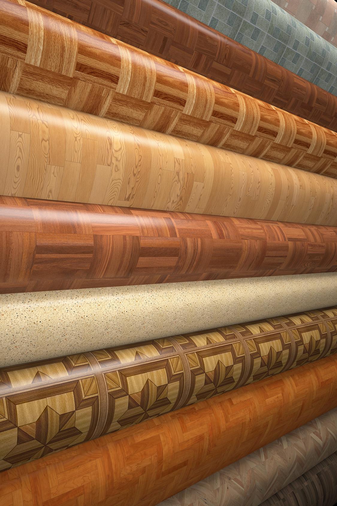 Elastische Bodenbelage Vielfalt In Material Und Design M Wawer